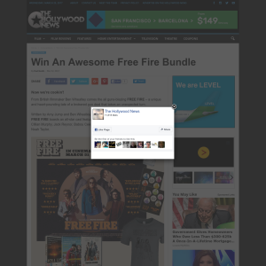 Win A Free Fire Bundle