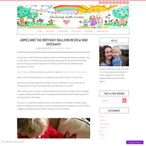 Win a Signed Children's Book