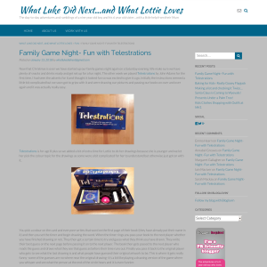 Win A Telestrations Game for the whole family