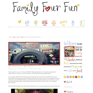 Win a Thorpe Park Family Annual Pass